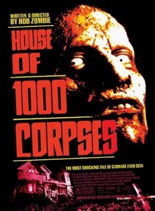 A Casa dos 1000 Corpos