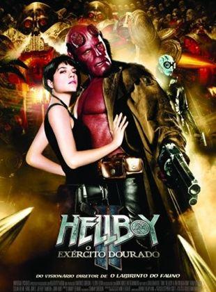 Hellboy 2 - O Exército Dourado