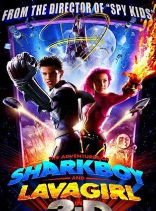 As Aventuras de Sharkboy e Lavagirl em 3-D