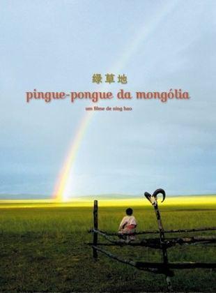 Pingue-Pongue da Mongólia
