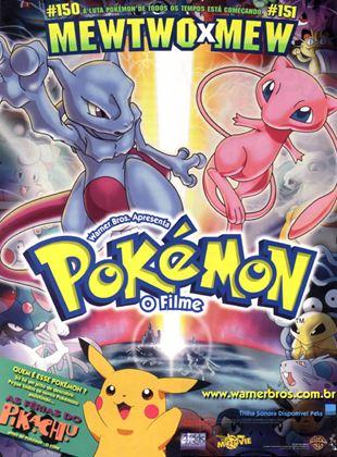 Pokémon: O Filme - Mewtwo Contra-Ataca