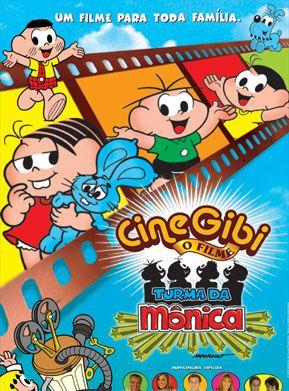 Cinegibi, o Filme - Turma da Mônica