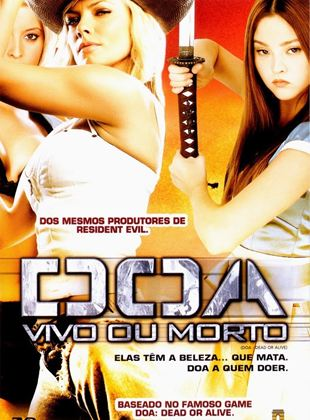 DOA - Vivo ou Morto