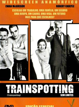 Trainspotting - Sem Limites