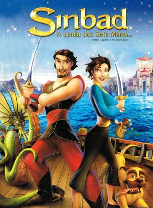 Sinbad - A Lenda dos Sete Mares