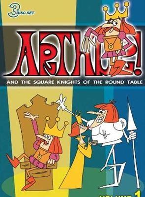 Arthur e Os Cavaleiros Quadrados da Távola Redonda