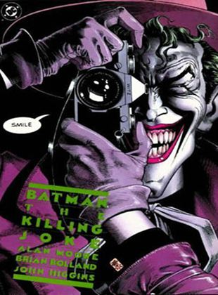 Batman - A Piada Mortal