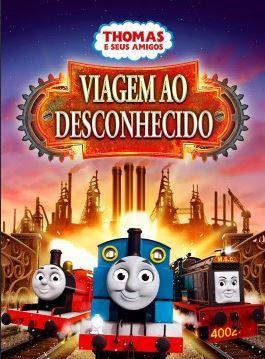 Thomas e seus Amigos: Viagem ao Desconhecido
