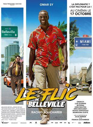 Belleville Cop - O Agente Francês