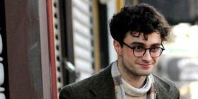 Veja as primeiras imagens de Daniel Radcliffe como poeta beatnik