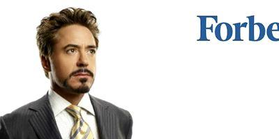 Robert Downey Jr. permanece na ponta da lista de atores mais bem pagos de Hollywood