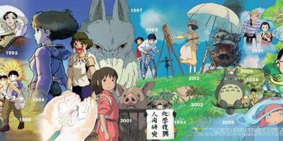 Estúdios Ghibli, de A Viagem de Chihiro e O Castelo Animado, podem interromper produção