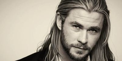 Chris Hemsworth é o homem mais sexy do mundo