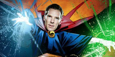 Agora é oficial! Benedict Cumberbatch vai interpretar o Doutor Estranho em filme da Marvel