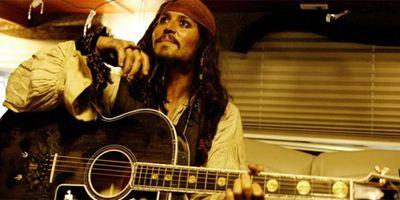 Momentos musicais marcantes de Johnny Depp