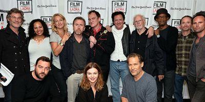 Os Oito Odiados receberá prêmio de elenco em Hollywood