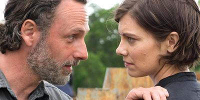 The Walking Dead: Rick e Maggie aparecem lado a lado em nova foto da 8ª temporada