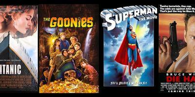 Titanic, Os Goonies, Superman e Duro de Matar serão preservados pelo congresso americano