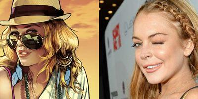 Lindsay Lohan tem processo contra jogo GTA V rejeitado