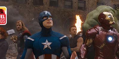 Marvel 10 anos: As melhores cenas dos filmes do estúdio