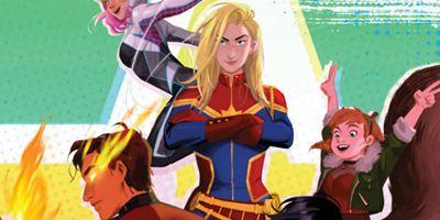 Vice-presidente da Marvel Animation reforça a importância da representatividade nas produções do estúdio (Entrevista Exclusiva)
