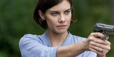 The Walking Dead: Lauren Cohan retorna para a 9ª temporada