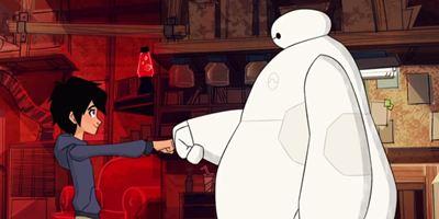Baymax está de volta no trailer de Operação Big Hero - A Série!