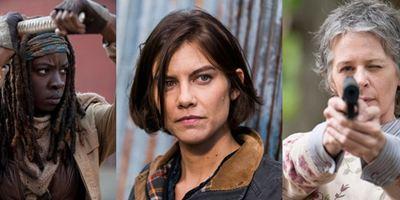 The Walking Dead: Michonne, Maggie e Carol são eternizadas em vinhos