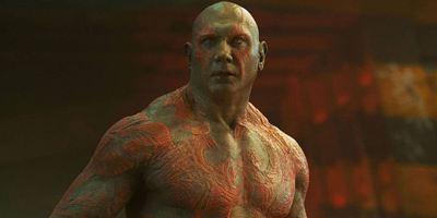 Dave Bautista confirma retornos em Vingadores 4 e Guardiões da Galáxia Vol. 3