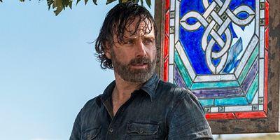 """The Walking Dead """"ainda será boa sem Andrew Lincoln"""", diz diretor da série"""