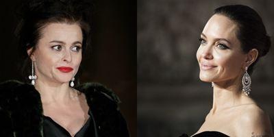 Helena Bonham Carter e Angelina Jolie são cotadas para assumir papel de vilã em Bond 25