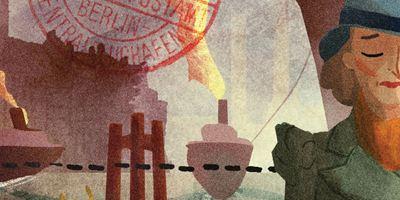 Mil Beijos: Veja o cartaz da animação brasileira que será exibida no Festival de Annecy (Exclusivo)