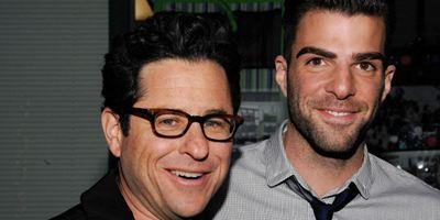 J.J. Abrams e Zachary Quinto vão produzir filme sobre secreto caso de amor gay em Hollywood