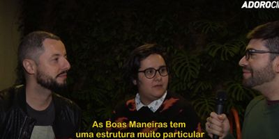 As Boas Maneiras é um terror que bebe do folclore brasileiro, revelam diretores (Entrevista exclusiva)