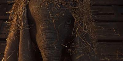 Dumbo ganha vida no primeiro teaser do live-action de Tim Burton