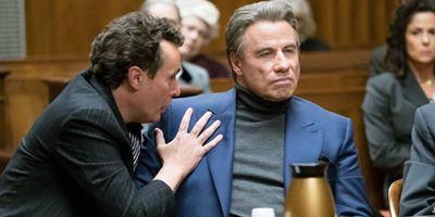 Filme de John Travolta exibido no Festival de Cannes tem 0% de aprovação dos críticos no Rotten Tomatoes