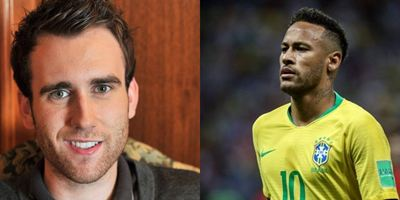 Ator de Harry Potter, Matthew Lewis pede paz na internet após criticar Neymar