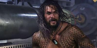 Aquaman: Confira novas imagens de aventura estrelada por Jason Momoa