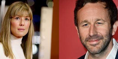Rosamund Pike e Chris O'Dowd vão estrelar em nova série de Stephen Frears