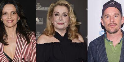 Juliette Binoche, Catherine Deneuve e Ethan Hawke vão estrelar o próximo filme de Hirokazu Kore-eda