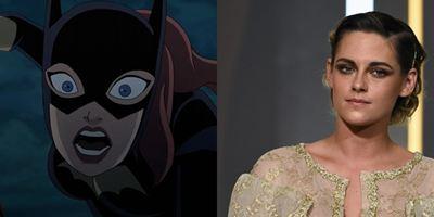 Kristen Stewart é o modelo de atriz que a Warner está buscando para Batgirl (Rumor)