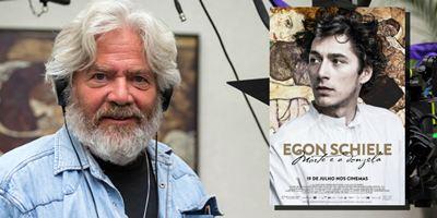 Arte e erotismo: Dieter Berner fala sobre a cinebiografia Egon Schiele - Morte e a Donzela (Exclusivo)