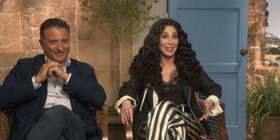 Mamma Mia 2: Cher conta como foi interpretar a mãe de Meryl Streep em Lá Vamos Nós de Novo (Entrevista exclusiva)