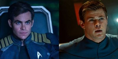 Star Trek 4:  Chris Pine e Chris Hemsworth podem abandonar projeto, após problemas nas negociações