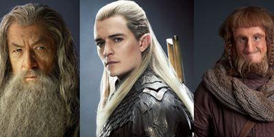 Atores de O Senhor dos Anéis e O Hobbit se reúnem em foto