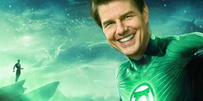 Tom Cruise está cotado para ser Hal Jordan em Tropa dos Lanternas Verdes (Rumor)