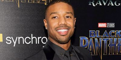 Michael B. Jordan surpreende fã no set de Creed II