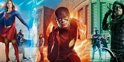 Crossover de Arrow, The Flash, Supergirl e Batwoman ganha data de estreia