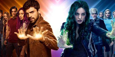 The Gifted: Elenco discute o que está em jogo nas novas relações da segunda temporada (Entrevista)