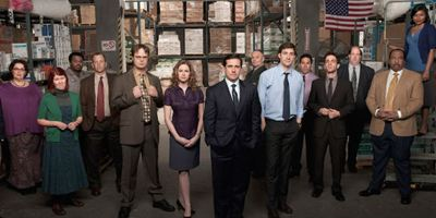 Steve Carell promove mini-reunião de The Office